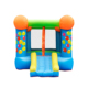 New Best Price Nylon Castle Charm Juming Inflatable Dry Slide