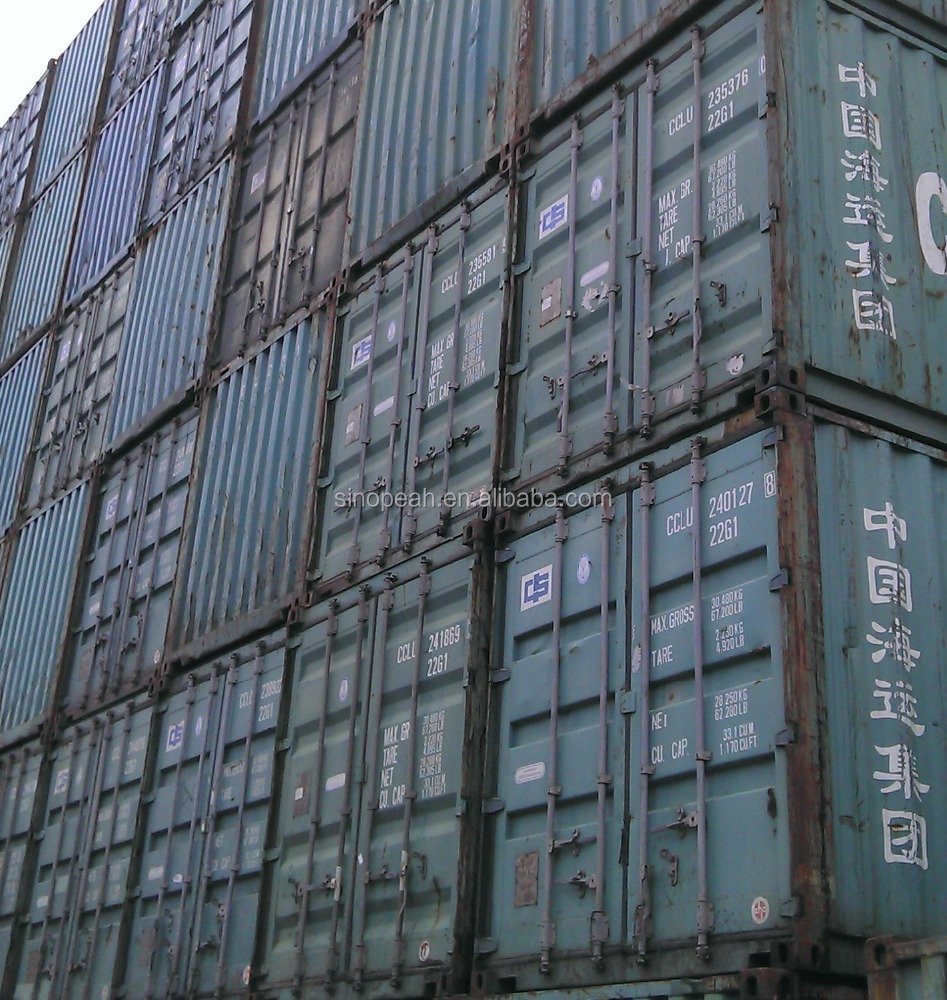 20 feet used shipping <strong>container</strong>