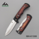Hot selling folding bowie knife outdoor knife