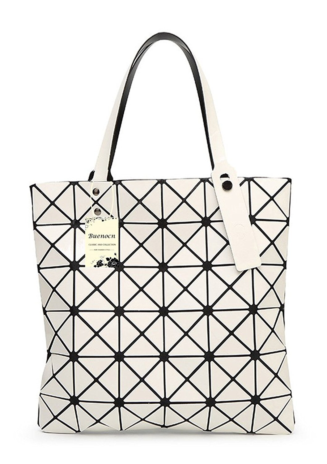 01304559a0c9 Get Quotations · Womens Checkered Tote Bag