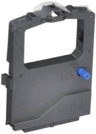 AIM Compatible Replacement - Porelon Compatible 11582 Black Printer Ribbons (6/PK) - Equivalent to Okidata 42377801 - Generic