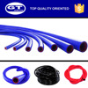 H02 high temperature flexible blue/black/red color auto silicone heater hose for car/bus/truck