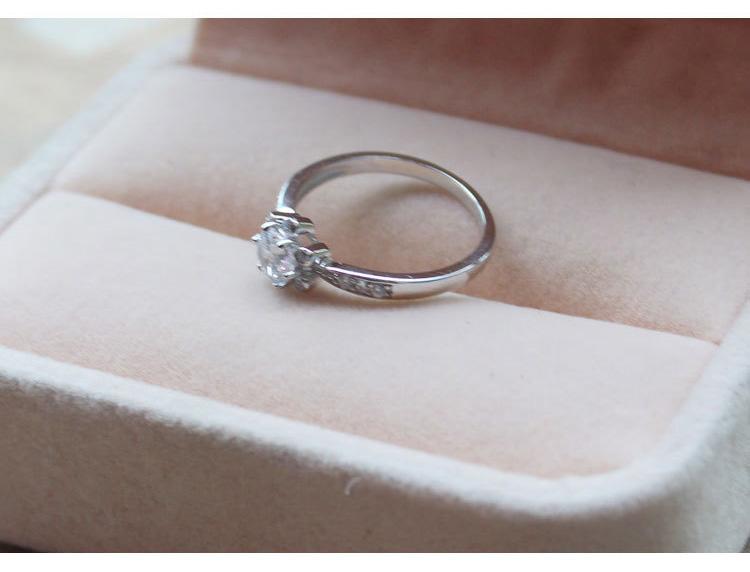 wholesale high quality moonso asian wedding rings korean