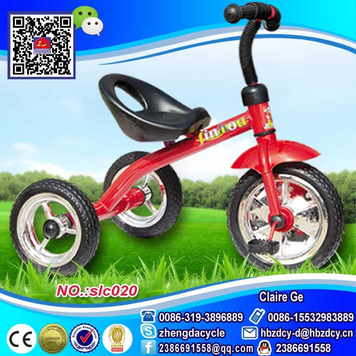 kids three wheel bike/three wheel bicycle/baby bicycle 3 wheel