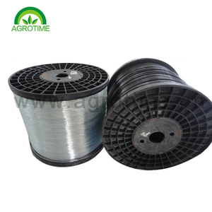 Agricultural polyester wire for greenhouse/greenhouse equipment