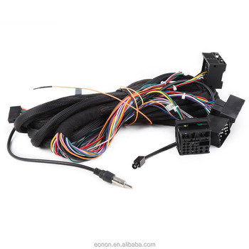 Stupendous Eonon A0577 17 Pin 40 Pin Extended Installation Wiring Harness For Wiring Digital Resources Dylitashwinbiharinl