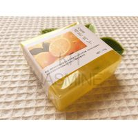 Custom Different Fragrance lemon bath soap Bar soap
