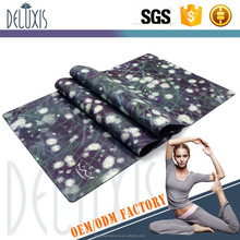 wholesale custom printed private label nbr yoga mats 6mm
