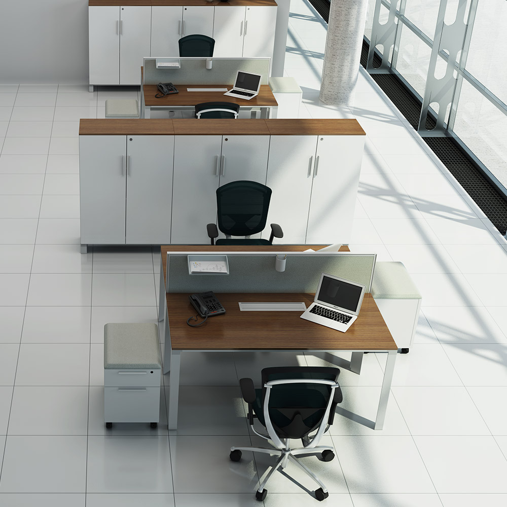 Cost Effective Office Furniture Cubicle Workstation Tt