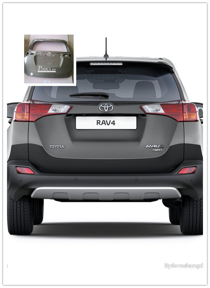 Auto Body Spare Part For Toyota RAV4 Back Door Replacements