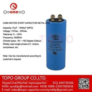 China size motor start capacitor wholesale 🇨🇳 - Alibaba
