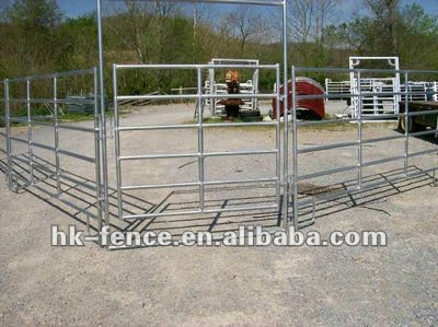 farm cattle equipment fence
