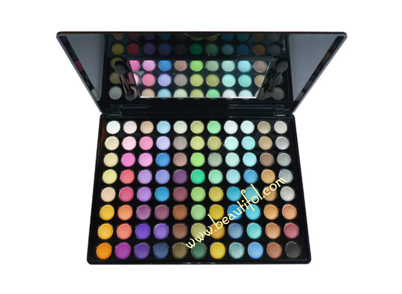 Create your own brand 88 colors eyeshadow long wearing and pigmentation no animal test