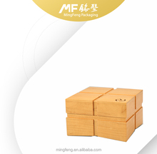 wood color flat lacquer paint watch box