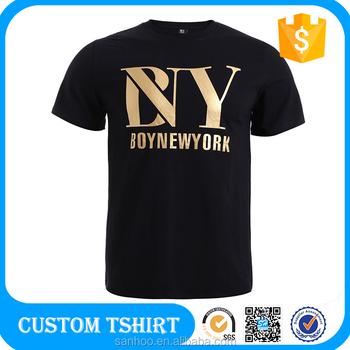 Custom made plain t shirt print wholesale price high for High quality plain t shirts wholesale