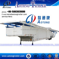 3 axles high quality car trailer parts installing hinges for trailers