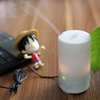 mini portable USB air humidifier purifier freshener car office aroma diffuser