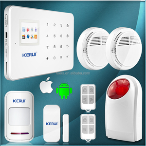App Controlled Touch Panel GSM Intelligent Alarm System, Easy-using GSM Auto Dial Alarm System, Alarm GSM