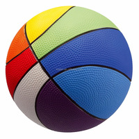 PU Foam Balls Basketball 200 mm 300 g pu sports promotion ball