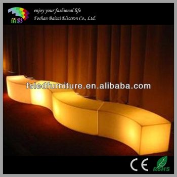 Western Style Bar Counters Design/acrylic Led Bar Tables/bar Furniture Bar  Counters Design
