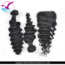 Natural Wavy Permanent Fast Delivery Indiana Remy Human Hair