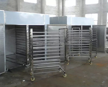 GMP standard fruit tray dryer, vegetable tray dryer, food tray dryer
