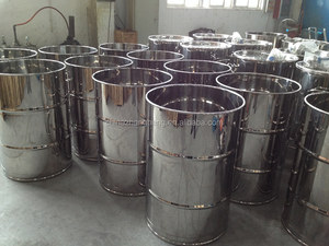 Hot sale stainless steel drum for storage