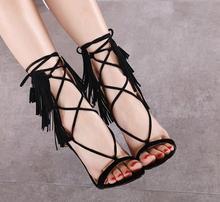Wholesale Women Pointed Toe Pumps 2016 Fashion Rivet Women Shoes ...