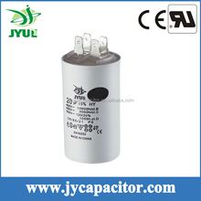 The best capacitor brand Capacitor Manufacturing with UL ROHS CE Certificate 7uf CBB60 AC Motor Capacitor