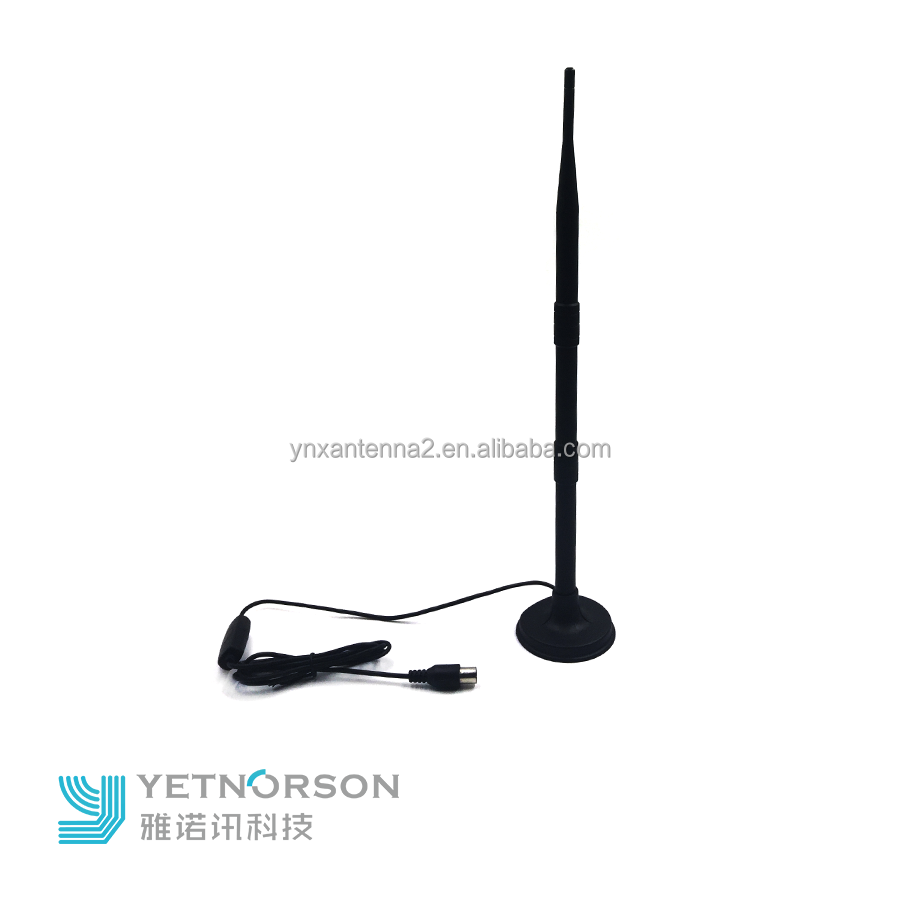 Wifi Antenna Wifi Receiver Booster 9db Gsm Rubber Antenna With Sma  Connector - Buy Laptop Wifi Antenna Booster,Gsm Rubber Antenna With Sma