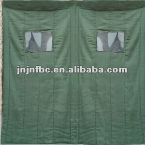 Winter Canvas Door Curtain Buy Garage Door Curtains Pvc