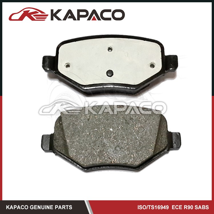 D1377 8A8Z-2200-A Excellent Material pad kit disc brake for FORD TRUCK Police Interceptor Utilit 2013-2014