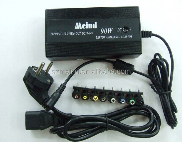 120w universal laptop adapter for all laptop use