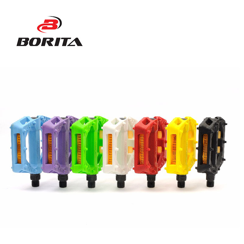 Wellgo High Quality Cheap Colorful Road/BMX Riding Bike Pedal