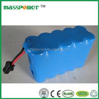 Lithium LiFePo4 Lipo 36v battery pack