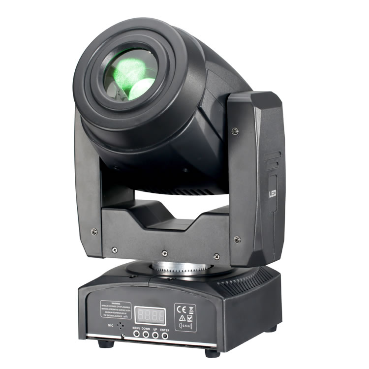 Disco dj bar stage lighting mini 60W LED Moving Head Spot