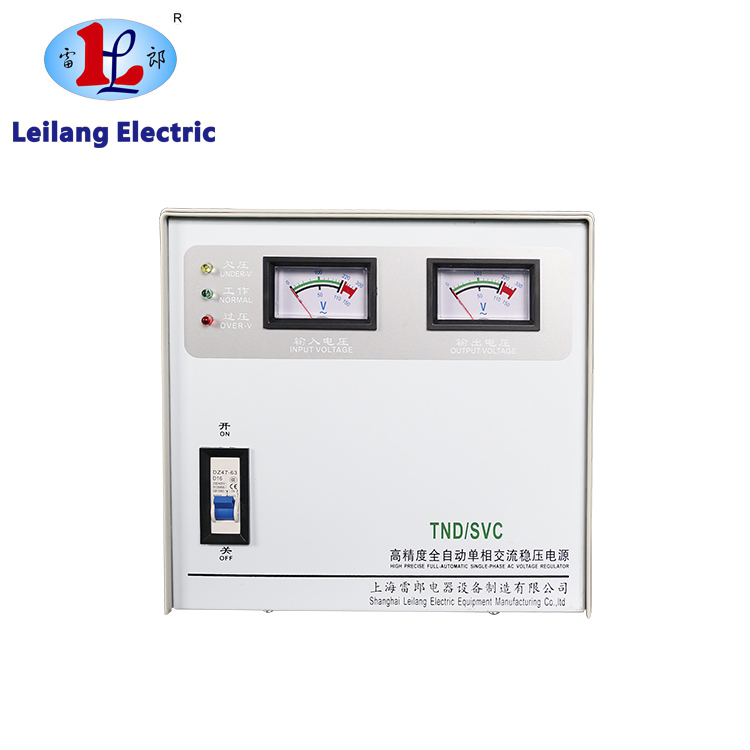 The automatic 5kva voltage stabilizer 4kva 3000va with low price