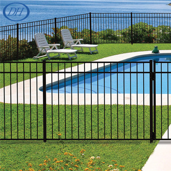 High Safetyanti Climb Swimming Pool Fencechild Safety Pool Fence