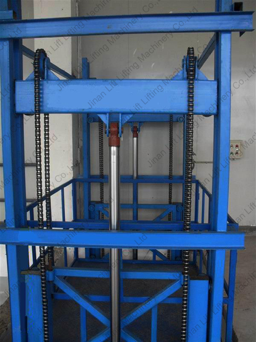how to build a hydraulic elevator from scratch