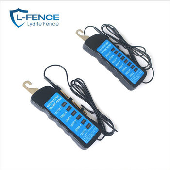 Electric Fence Voltage testing tool Plastic Electric Fence Tester