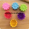 3cm sunflower custom shape cake tools silicone chocolate molds factory