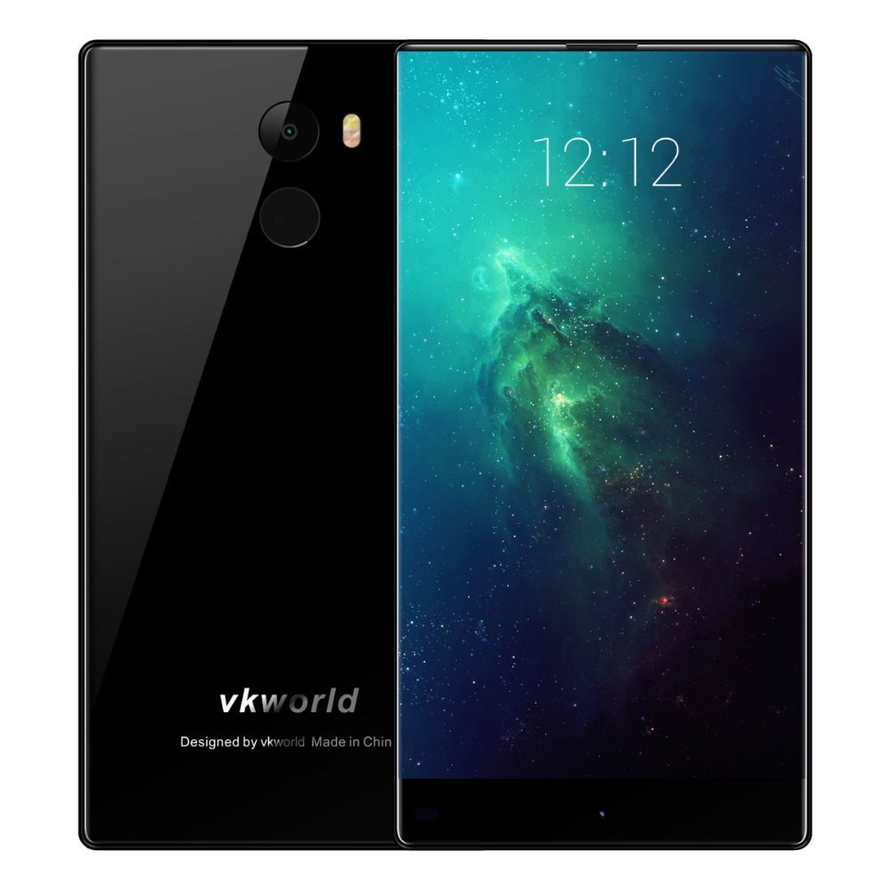 VKWORLD MIX PLUS 5.5inch big screen mobile phone 2850mAh 3G RAM+32G ROM Android 7.0 mobile phones all brands 4g