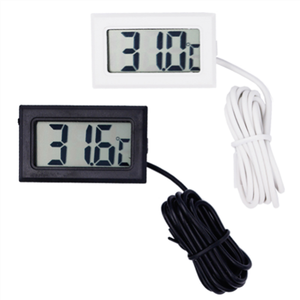 Refridge Digital LCD Thermometer Temperature sensor Meter termometro digitale thermometer estacion metereologica weather station