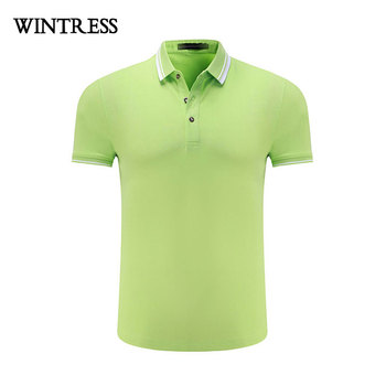 Wintress Cheaper price golf shirts polo mens,polo t-shirt with plain red collar 200 gsm mens polo t-shirt stripes