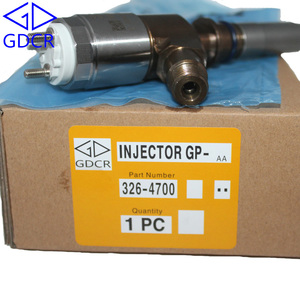 Good quality 3264700 fuel injector 326-4700 for CAT 320DLRR 320DLN engine