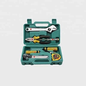 Wholesale 8 in 1 Cheap Hardware Professional Box Hand Tool Set