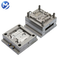 Precise Electronic Part Plastic Injection Molding Mold Maker Making