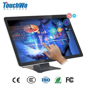 Brand new i3 i5 i7 pc touch monitor, 21 inch All in one computer desktops