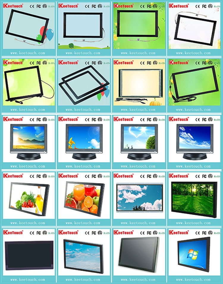 Supply 12.1inch saw touch screen hmi touch screen