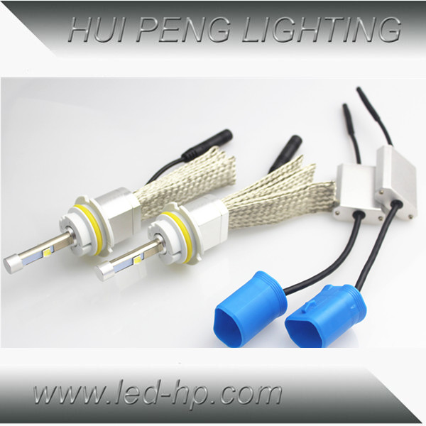 new product New Arrivals car accessories led motorcycle headlight bulb 40w 4800LM R3 c9004 9007 led headlights